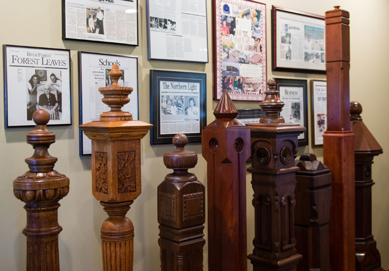 Newel Post Collection Image